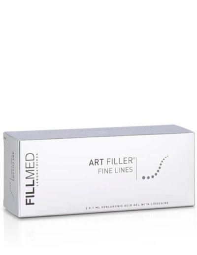 FILLMED Art Filler Fine Lines Lidocaine