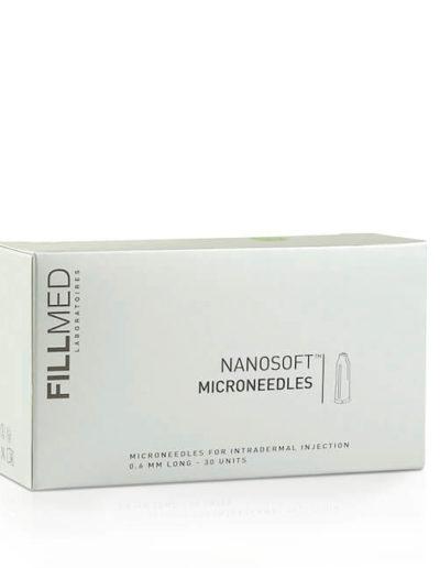 FILLMED Nanosoft Microneedles 0,6mm