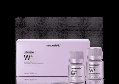 Mesoestetic Ultimate W + Whitening Elixir 30ml