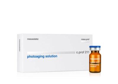 Mesoestetic c.prof 211 photoaging solution