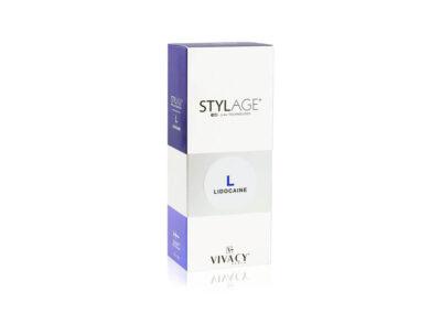 Stylage Bi-Soft L Lidocaine